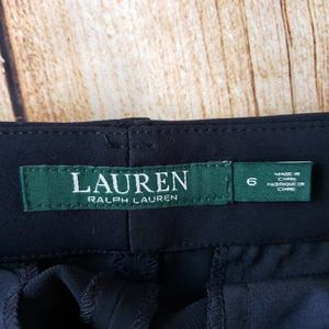 Lauren Ralph Lauren Pants & Jumpsuits - NWT Ralph Lauren Navy Green Side Strip Dress Pants